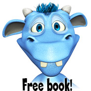 Monster Blue counts to ten is free today!