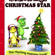 Christmas book with the Monsterlingz