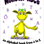 New book – Monster ABCs – An alphabet book from A to Z