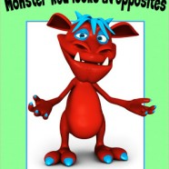 New book – Monster Red looks at opposites