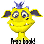 Monster Yellow discover feelings is free today!