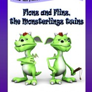 New book about the Monsterlingz twins!